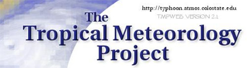 Tropical Meteorology Projects