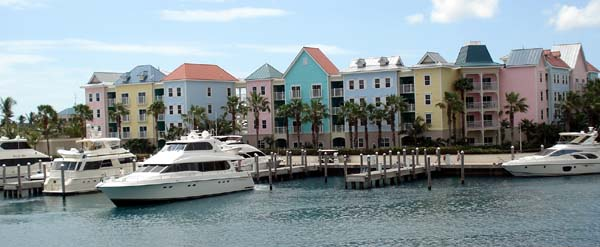 Yacht Insurance in the Bahamas