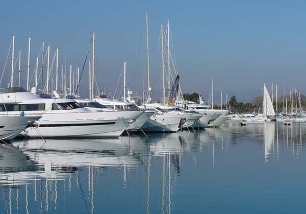 Yacht Insurance for Motor and Sail Yachts